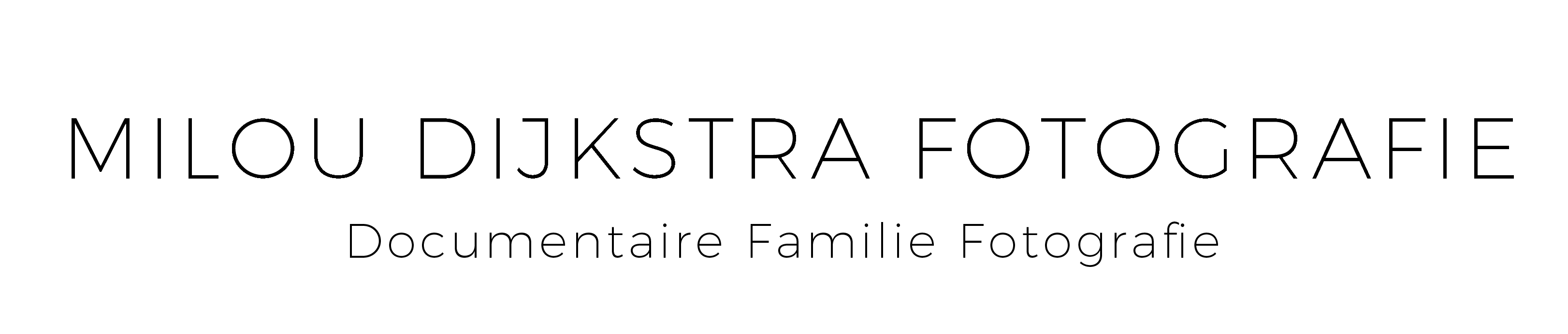 Logo-Milou-Dijkstra-Fotografie